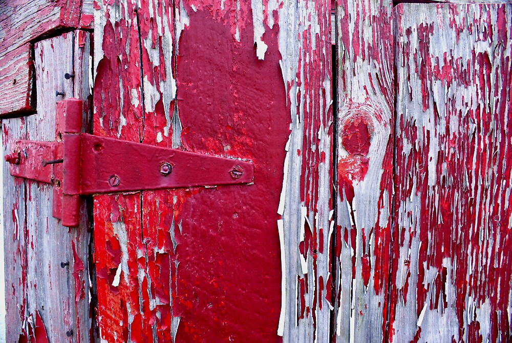 Red Hinge Series 2 by Rod  Adams