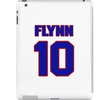 Basketball player Jonny Flynn jersey 10 iPad Case/Skin