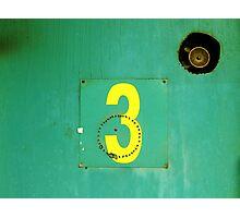 3 Photographic Print