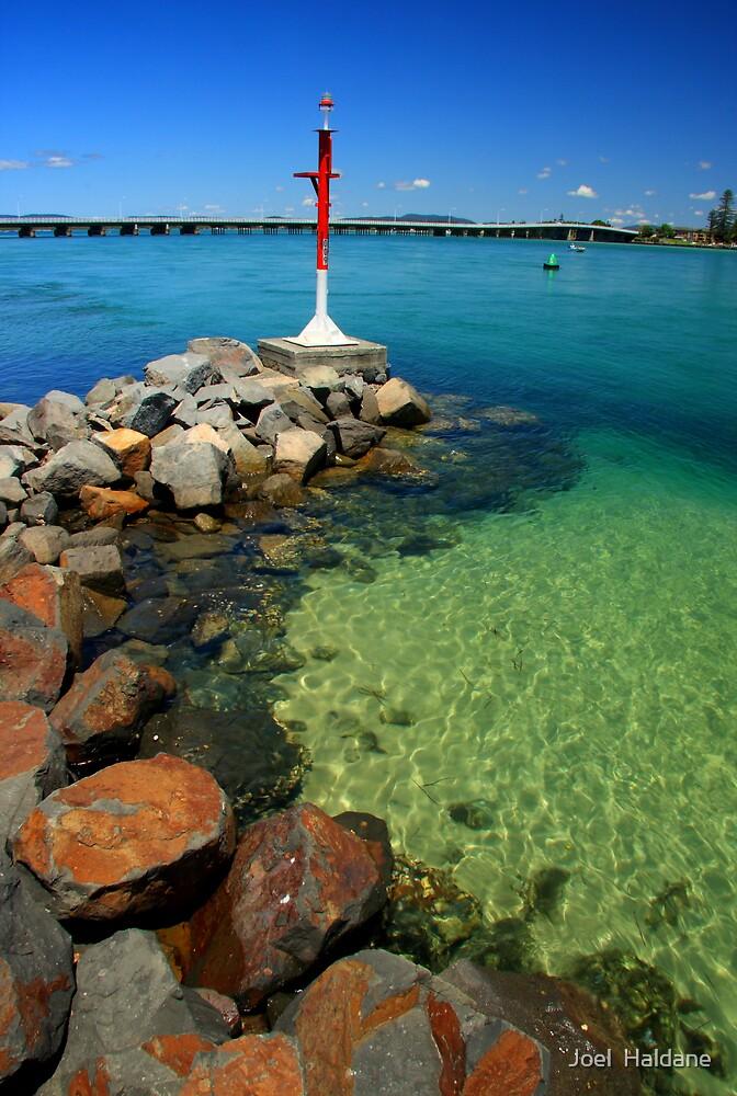 Forster Inlet by Joel  Haldane
