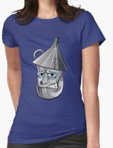 Emo Tinman Womens Fitted T-Shirt