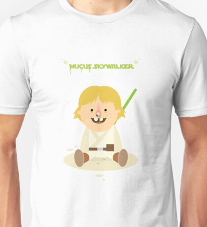 Mucus Skywalker Unisex T-Shirt