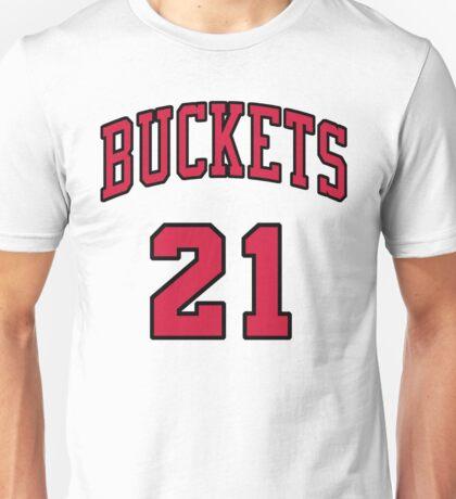 21 Buckets b Unisex T-Shirt