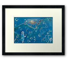For Kids Framed Print