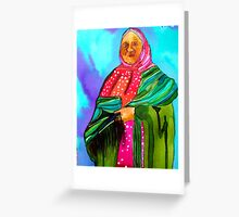 Peace of an Elder Greeting Card