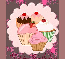 Cup Cakes (4017  Views) by aldona