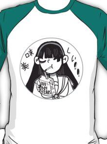 girl drinking 100% boy tear juice T-Shirt