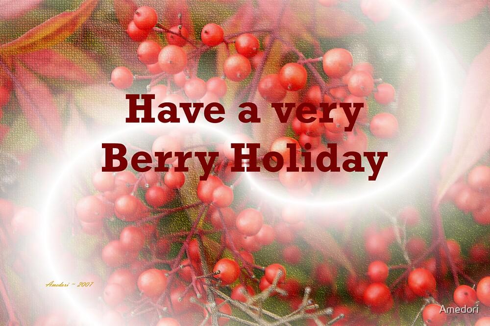 Berry Holiday  by Amedori
