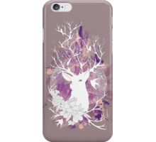 Tree Stag iPhone Case/Skin