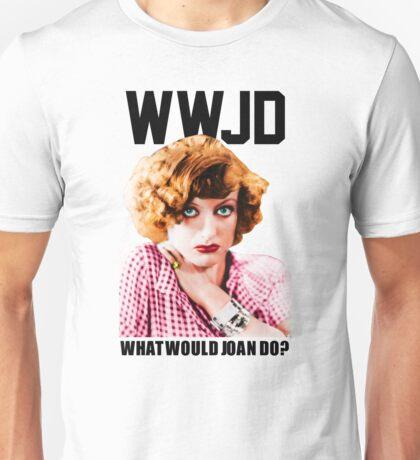 joan crawford Unisex T-Shirt