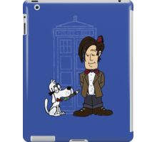 Sherman Who? iPad Case/Skin