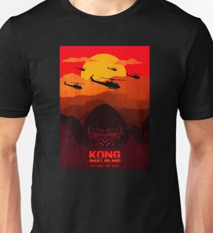 kong skull island Unisex T-Shirt