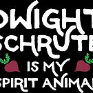 Dwight Schrute is my Spirit Animal. by yelly123