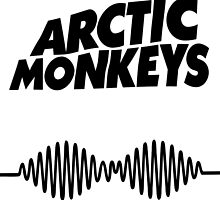 Arctic Monkeys AM by Kurium