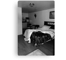 The Y Motel Canvas Print