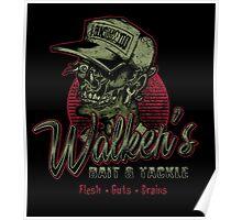 Walker's Bait N' Tackle Poster