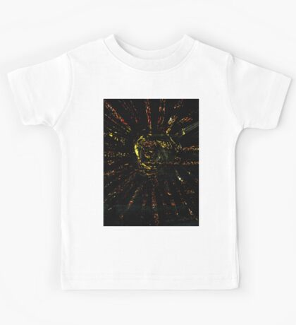 Colorful Strokes Kids Tee