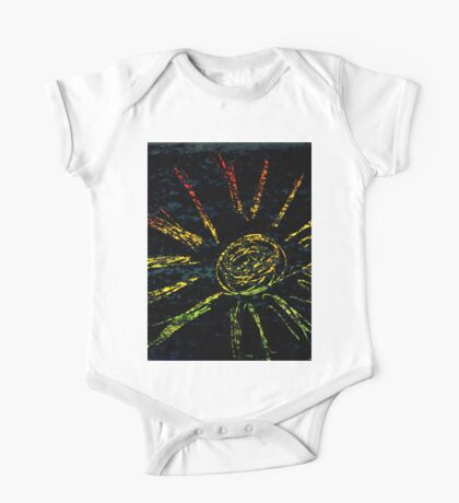 Colorful Strokes 2 One Piece - Short Sleeve