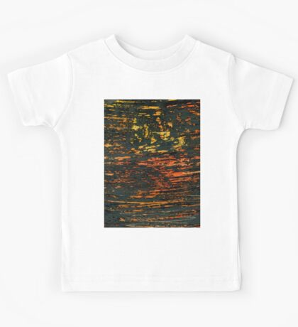 Colorful Strokes 3 Kids Tee