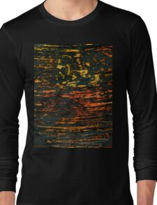 Colorful Strokes 3 Long Sleeve T-Shirt