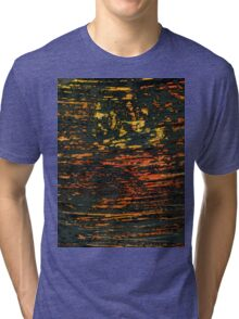 Colorful Strokes 3 Tri-blend T-Shirt