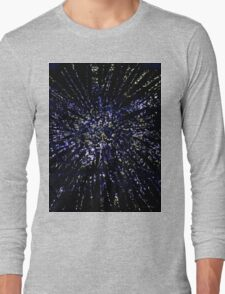Colorful Strokes 5 Long Sleeve T-Shirt