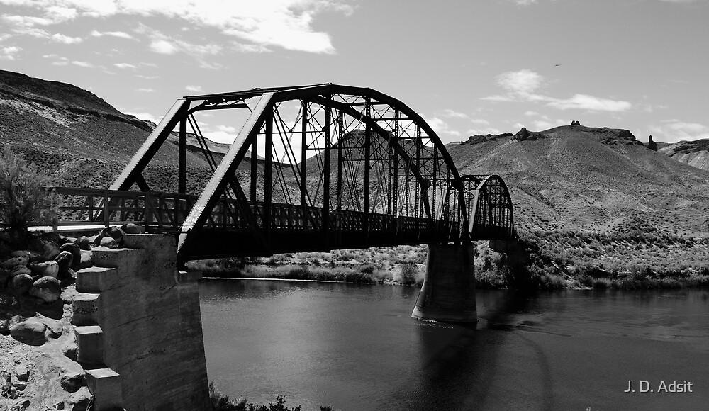 Bridge of Celebration  by J. D. Adsit