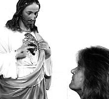 Forgiveness in Black & White by J. D. Adsit