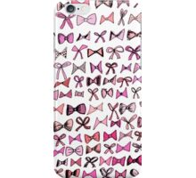 Variety of Bows iPhone Case/Skin