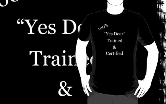 """""""Yes Dear"""" Trained and Certified by Darlene Ruhs"""