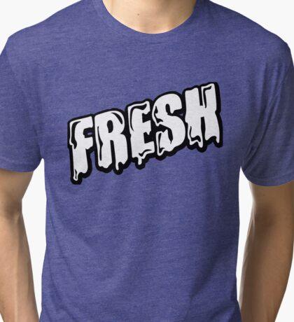 Fresh drip Tri-blend T-Shirt