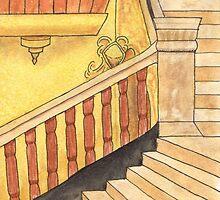 Garnier Staircase detail by ninjagiry
