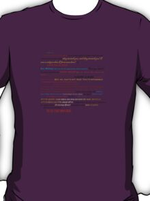 Quotes Galore T-Shirt