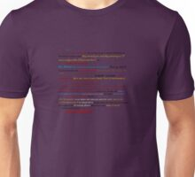 Quotes Galore Unisex T-Shirt
