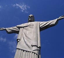 Cristo Redentor by Zoltan