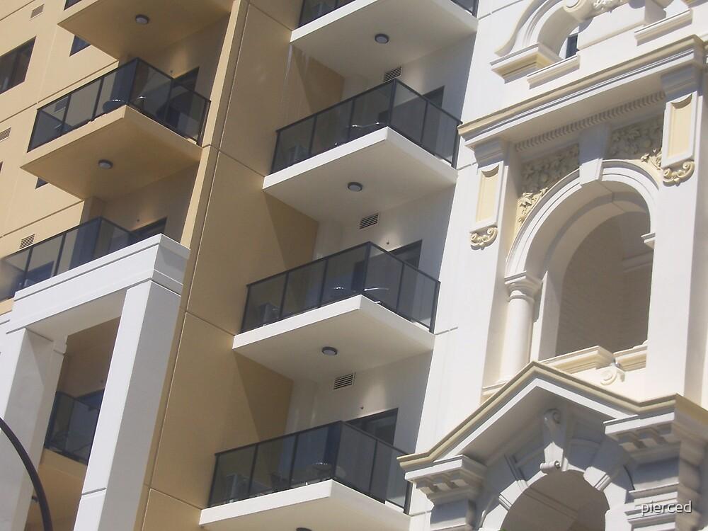 Perth apartments by pierced