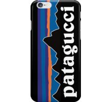 patagucci iPhone Case/Skin