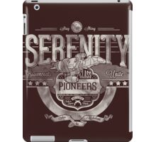 Space Pioneers iPad Case/Skin