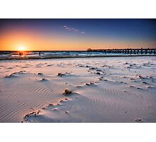 Grange Beach Photographic Print