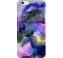 Multicolor Gouache Paint 13 iPhone Case/Skin