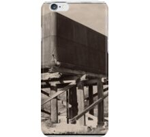 Water tank iPhone Case/Skin