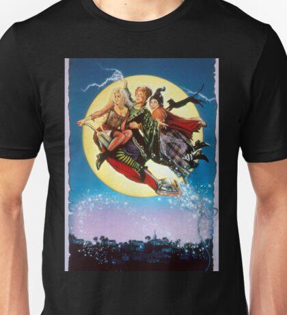 Hocus Pocus Fly Unisex T-Shirt