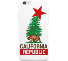 California Republic For The Holidays iPhone Case/Skin