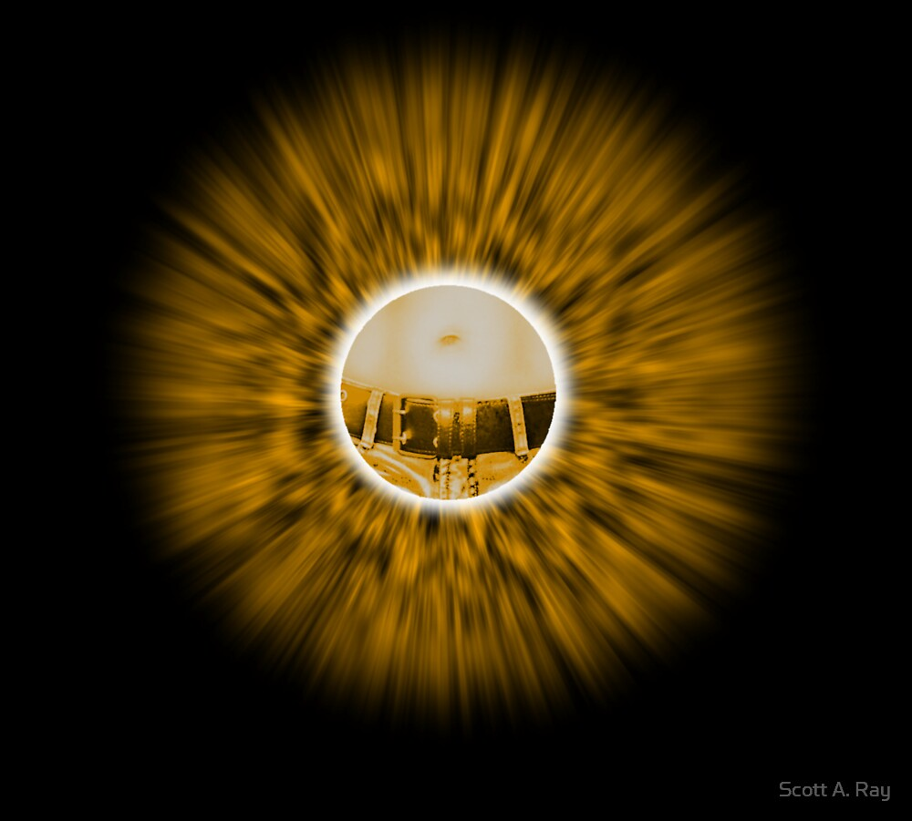 Sun Goddess by Scott A. Ray