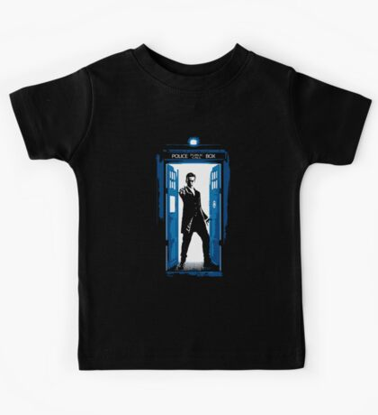 The 12th Doctor Kids Tee