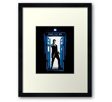 The 12th Doctor Framed Print