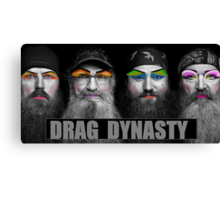 Drag Dynasty Canvas Print