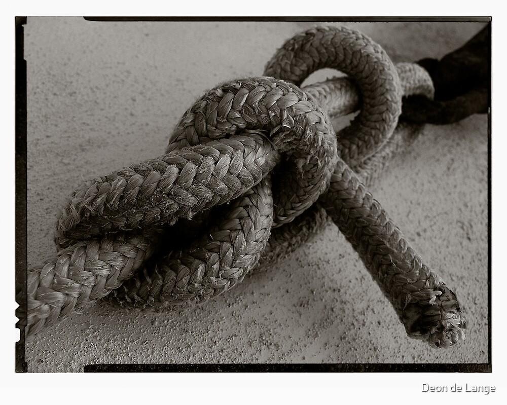 Rope 2 by Deon de Lange
