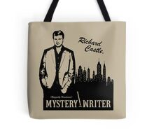 Richard Castle, Mystery Writer Tote Bag