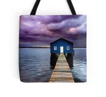 Blue Boathouse 2 Tote Bag